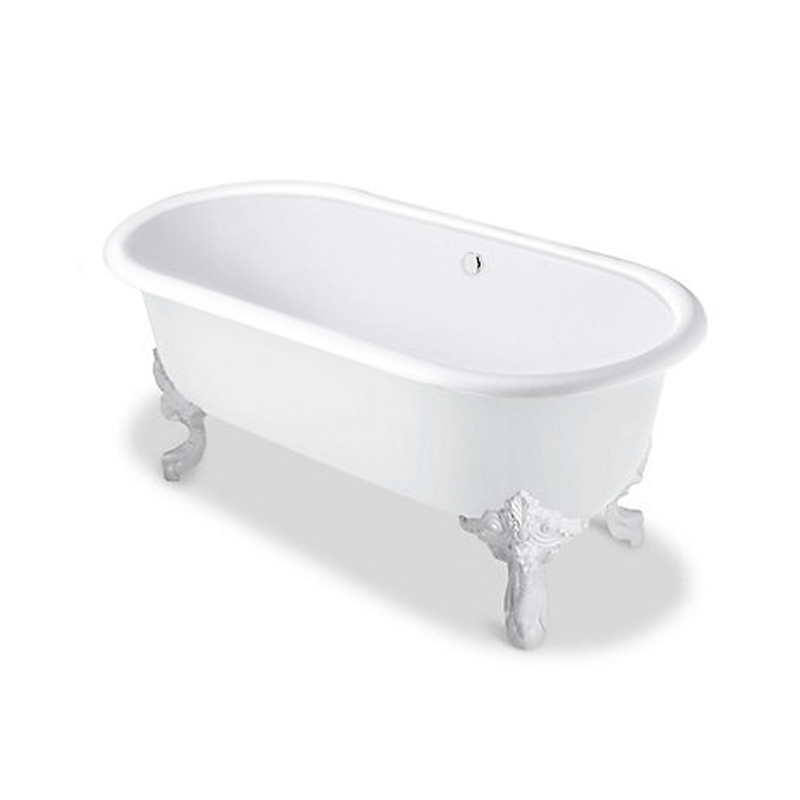 Cleo Freestanding Cast Iron Bath