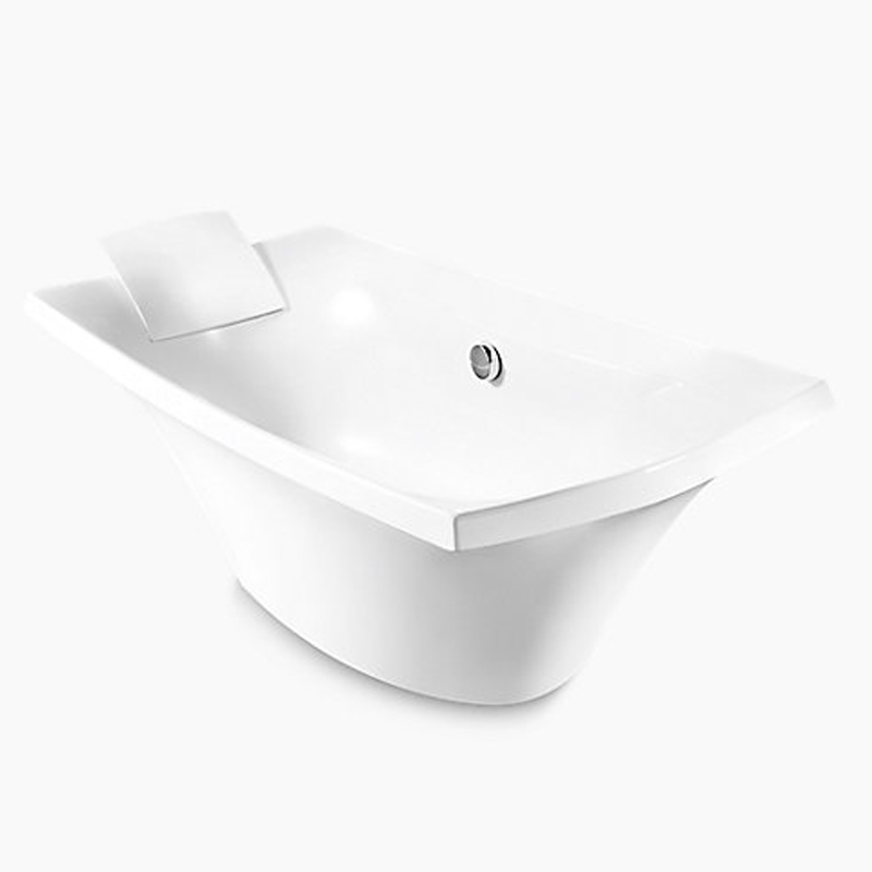 Esacle Freestanding Acrylic Bath