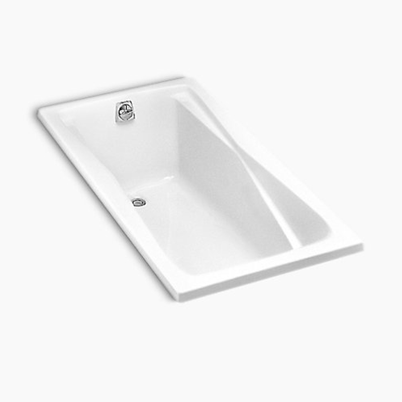Hourglass 30″ Acrylic Bath