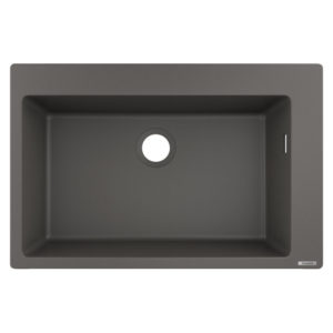 HG Built-in sink 660 (grey)