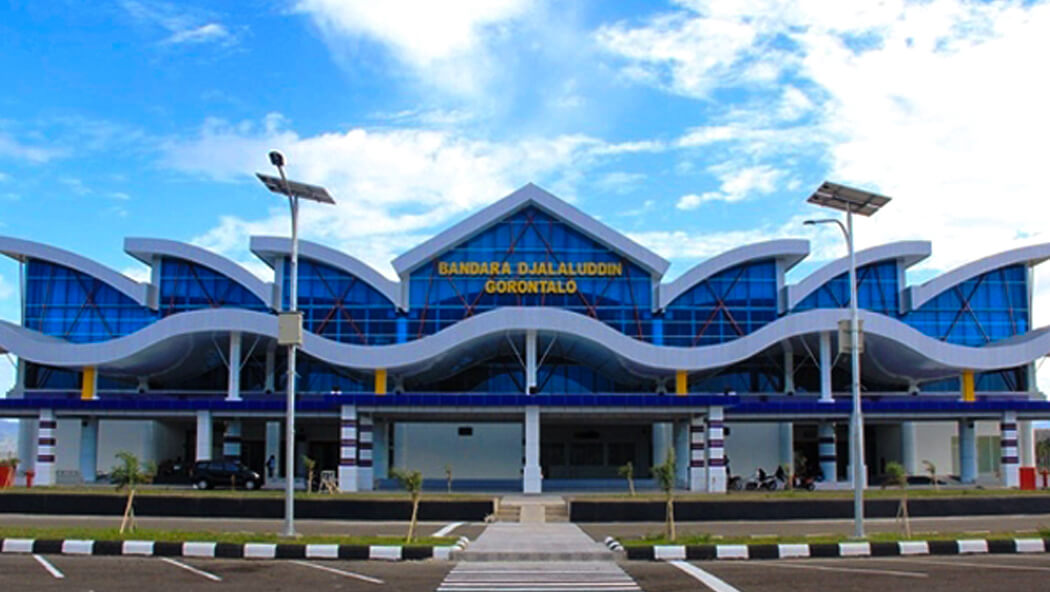 Jallaluddin Airport
