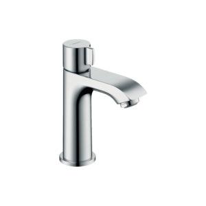 Metris Pillar tap 100 without waste set