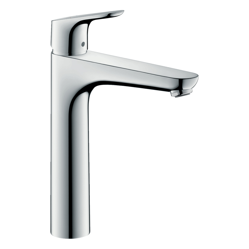 Focus Single-lever Basin Mixer 190 with Pop-up Waste Set