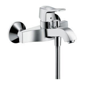 Metris Classic Single lever bath mixer for exposed installation