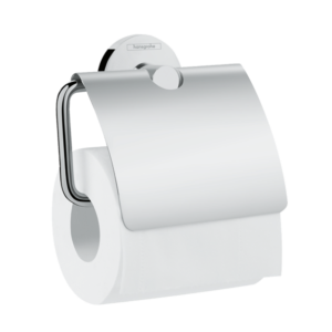 Logis Universal Roll holder with cover