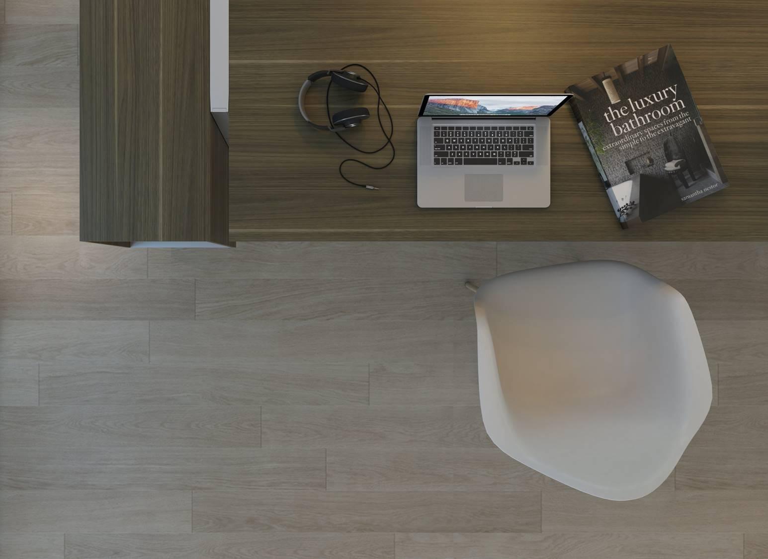 Sehati Natural Oak Floor ambience