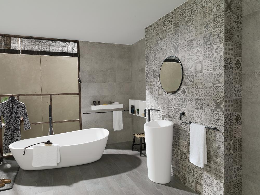 Porcelanosa Dover Antique Matt Decor