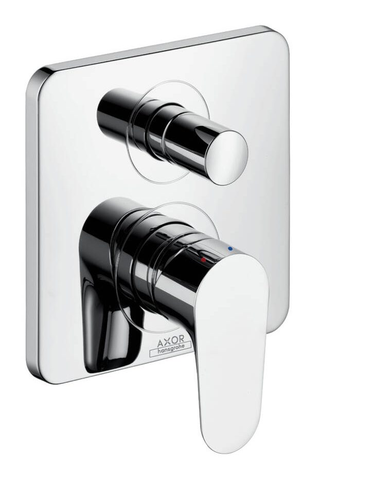 AXOR Citterio M Single lever bath mixer for concealed installation