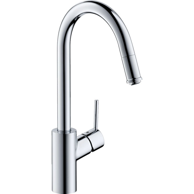 Hansgrohe ALLEGRA VARIARC SL kitchen mixer w/pull-out spout