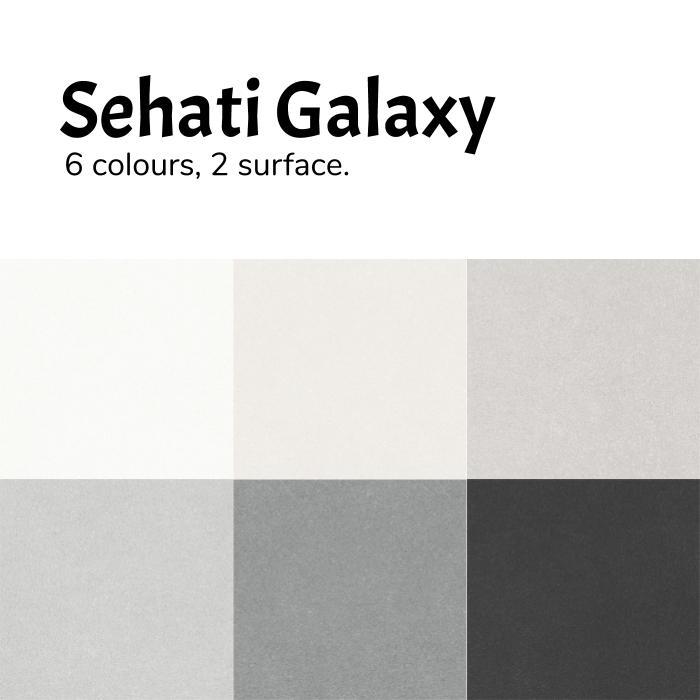 Welcoming Sehati Galaxy Series
