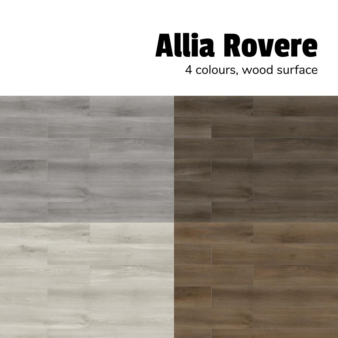 Allia Rovere Wood Flooring Collections