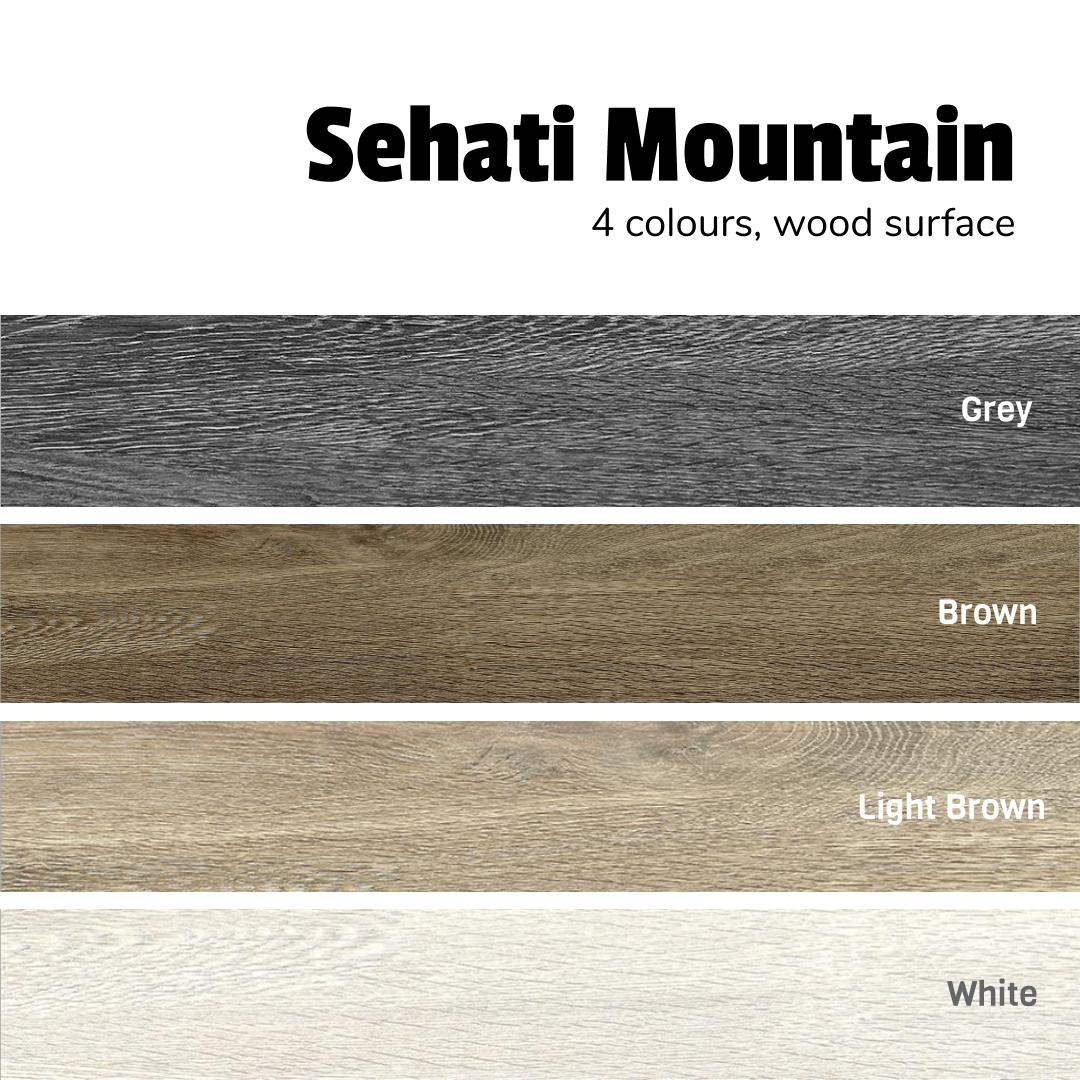 Sehati Mountain Wood Flooring Collections