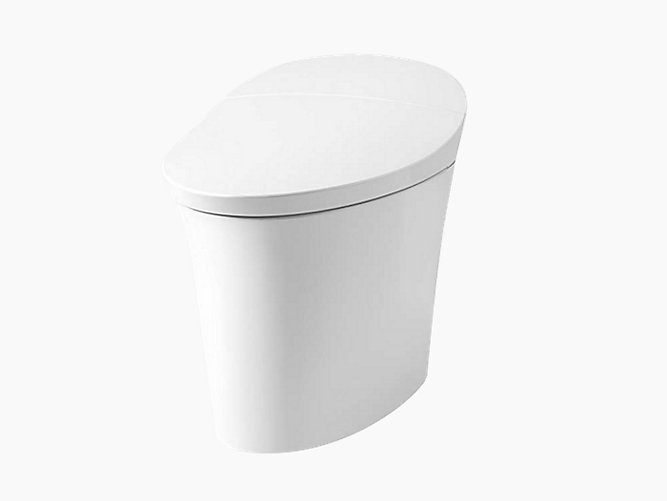 VEIL Floor Standing Intelligent Toilet K-5401ID-0