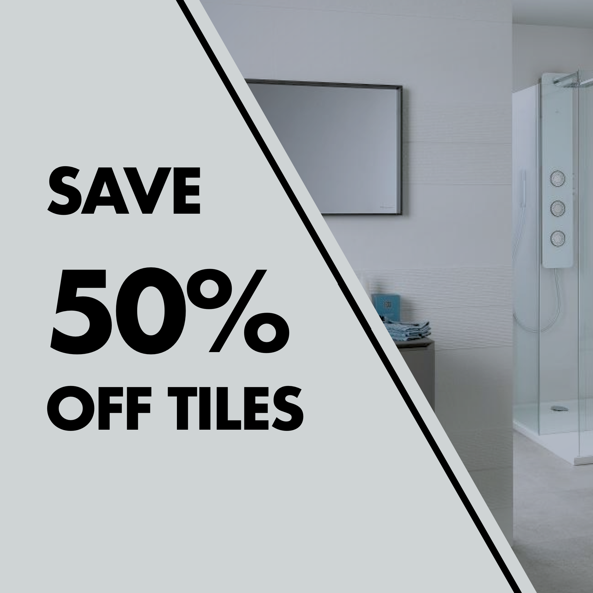 Tiles Promo Up To 50%