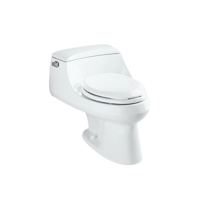 Kohler San Raphael 1PC-Toilet w/concealed trapway