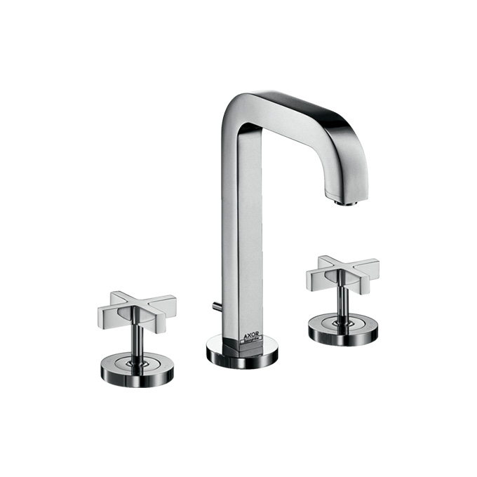 Axor Citterio 3-hole Basin Mixer 170 With Spout 140mm