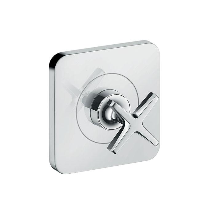 Axor Citterio E  Shut-off Valve 120/120 For Concealed Installation